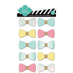 Heidi Swapp - Dreamy Collection - Layered Paper Bows