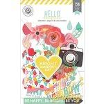 Pink Paislee - Hello Sunshine Collection - Ephemera