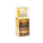 American Craft Elements - Premium Ribbon -  Uptown Orange, CLEARANCE