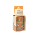 American Craft Elements - Premium Ribbon -  Downtown Orange, CLEARANCE