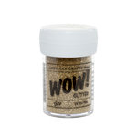 American Crafts - Wow! - Glitter - Extra Fine - Gold