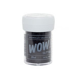 American Crafts - Wow! - Glitter - Extra Fine - Black
