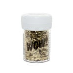 American Crafts - Wow! - Glitter - Chunky - Gold