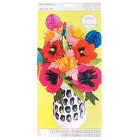 K and Company - Paper Crafting Kit - Bright Floral Bouquet