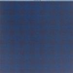 Bazzill Basics - 12 x 12 Plaid Cardstock - Blueberry Sour