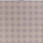 Bazzill Basics - 12 x 12 Plaid Cardstock - Sugar Wafer