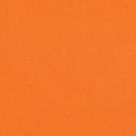 Bazzill Basics - 8.5 x 11 Cardstock - Smooth Texture - Orange Crush