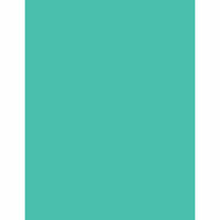 Bazzill Basics - 8.5 x 11 Cardstock - Card Shoppe - Mint Julep