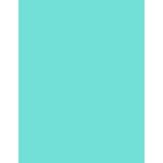 Bazzill Basics - 8.5 x 11 Cardstock - Smoothies - Marine Mist