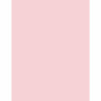 Bazzill Basics - 8.5 x 11 Cardstock - Smoothies - Pink Frosting