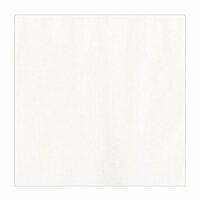Bazzill Basics - 12 x 12 Vellum - White - 40lb