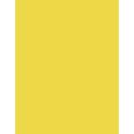 Bazzill Basics - 8.5 x 11 Cardstock - Smoothies - Starfruit Bliss