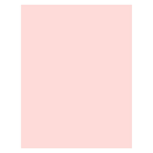 Bazzill Basics - Card Shoppe - 8.5 x 11 Cardstock - Premium Smooth Texture - Rose Quartz
