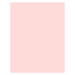 Bazzill Basics - Card Shoppe - 8.5 x 11 Cardstock - Premium Smooth Texture - Rose Quartz