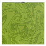 Bazzill Basics - 12 x 12 Marble Cardstock - Easter Grass