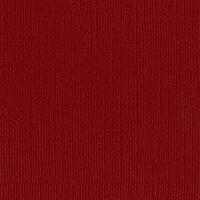 Bazzill Basics - 12 x 12 Mono Adhesive Cardstock - Pomegranate