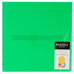 Bazzill Basics - 12 x 12 Plastic Embossing Paper - Shamrock