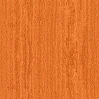 Bazzill Basics - 12 x 12 Cardstock - Fourz - Tangelo