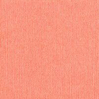 Bazzill Basics - 12 x 12 Cardstock - Canvas Texture - Mono - Roselle