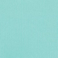 Bazzill Basics - 12 x 12 Cardstock - Mono - Aruba