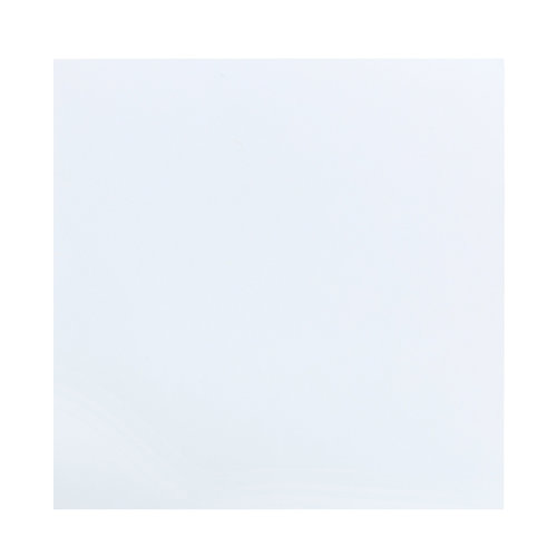 Bazzill Basics - 12 x 12 Self Adhesive Foam Sheets - White