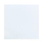 Bazzill Basics - 12 x 12 Self Adhesive Foam Sheets - White