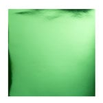 Bazzill Basics - 12 x 12 Foil Board - Green