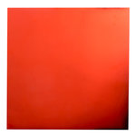 Bazzill Basics - 12 x 12 Foil Board - Red