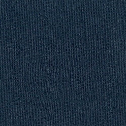Bazzill Basics - 12 x 12 Cardstock - Mono - Admiral