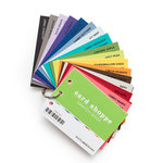 Bazzill Basics - Swatch Books - 2015 - Card Shoppe
