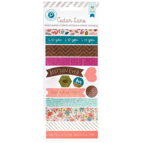 Pink Paislee - Cedar Lane Collection - Washi Tape Book