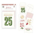 Pink Paislee - Yuletide Collection - Christmas - Mini Foil Envelopes