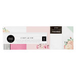Pink Paislee - Paislee Paperie Collection - Sticky Notes - Get it Done