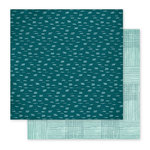 Pink Paislee - Fancy Free Collection - 12 x 12 Double Sided Paper - Paper 08