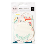 Pink Paislee - Fancy Free Collection - Tags