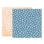 Pink Paislee - Sweet Freedom Collection - 12 x 12 Double Sided Paper - Paper 09