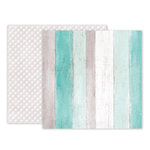 Pink Paislee - Summer Lights Collection - 12 x 12 Double Sided Paper - Paper 6