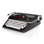 We R Memory Keepers - Typecast Collection - Typewriter - Black
