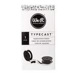 We R Memory Keepers - Typecast Collection - Typewriter Ribbon - White