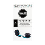 We R Memory Keepers - Typecast Collection - Typewriter Ribbon - Teal