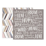Pink Paislee - Take Me Away Collection - 12 x 12 Double Sided Paper - 06