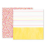 Pink Paislee - Take Me Away Collection - 12 x 12 Double Sided Paper - 12