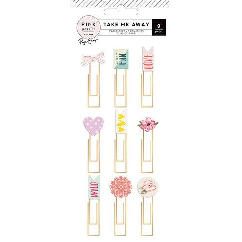 Pink Paislee - Take Me Away - Paper Clips