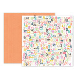 Pink Paislee - Birthday Bash Collection - 12 x 12 Double Sided Paper - Paper 05