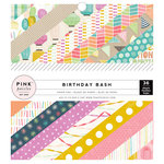 Pink Paislee - Birthday Bash Collection - 6 x 6 Paper Pad
