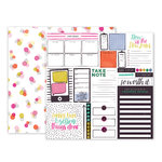Pink Paislee - Oh My Heart Collection - 12 x 12 Double Sided Paper - Paper 16
