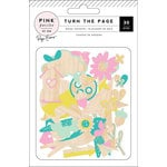 Pink Paislee - Turn The Page Collection - Wood Veneers
