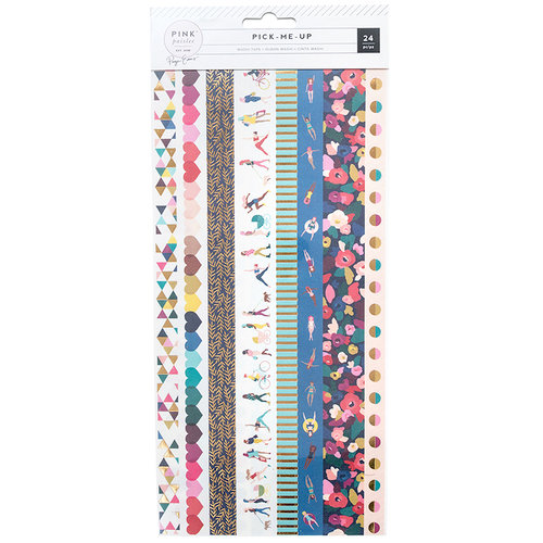Paige Evans - Pick Me Up Collection - Washi Book with Foil Accents