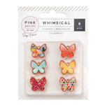 Pink Paislee - Whimsical Collection - Copper Charms