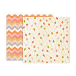 Pink Paislee - Little Adventurer Collection - 12 x 12 Double Sided Paper - Paper 3